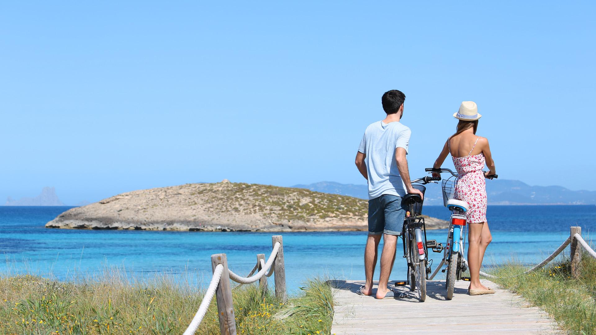 Imagen  Circuitos verdes de Formentera