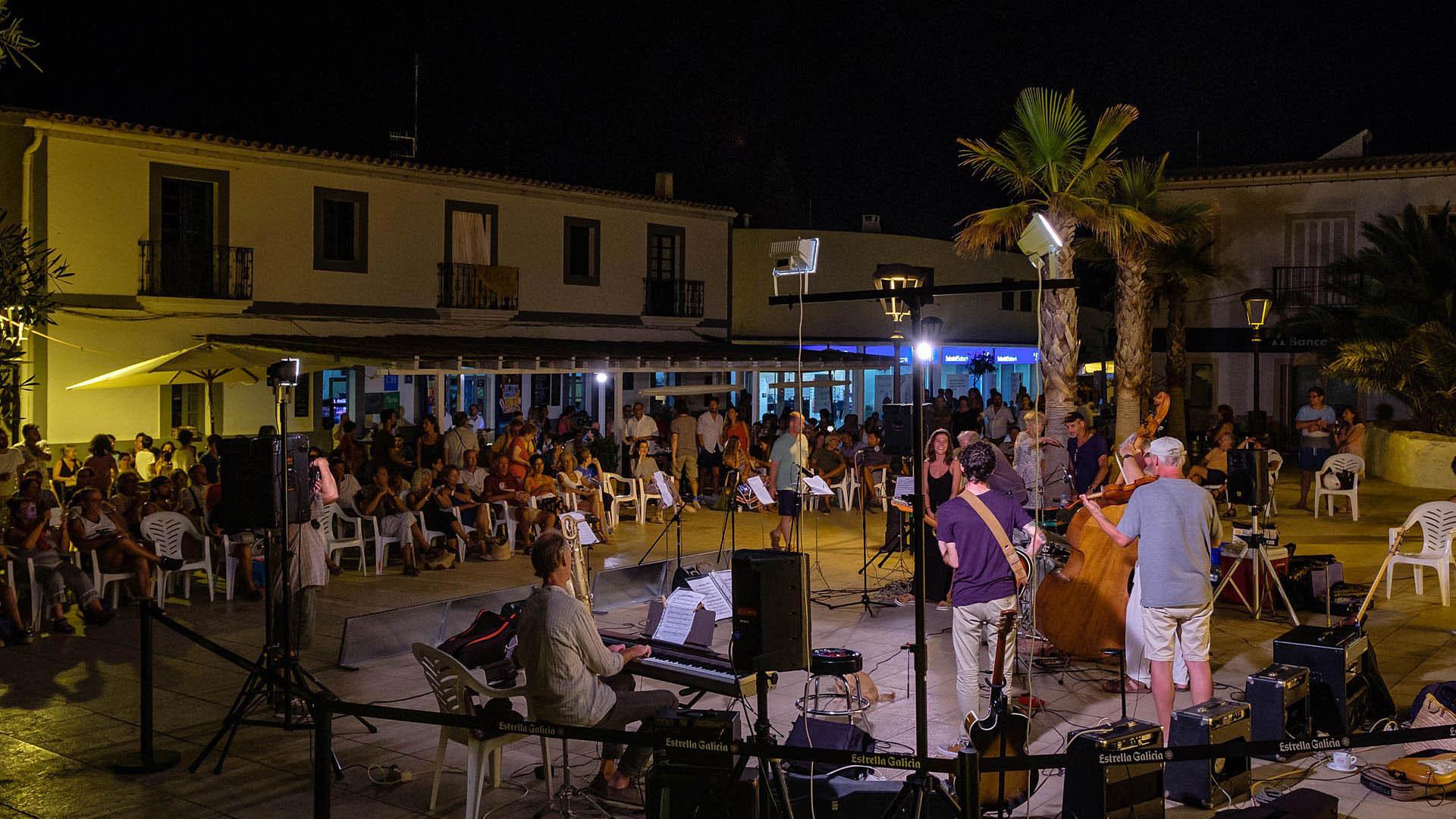 Imagen  Formentera Jazz Festival