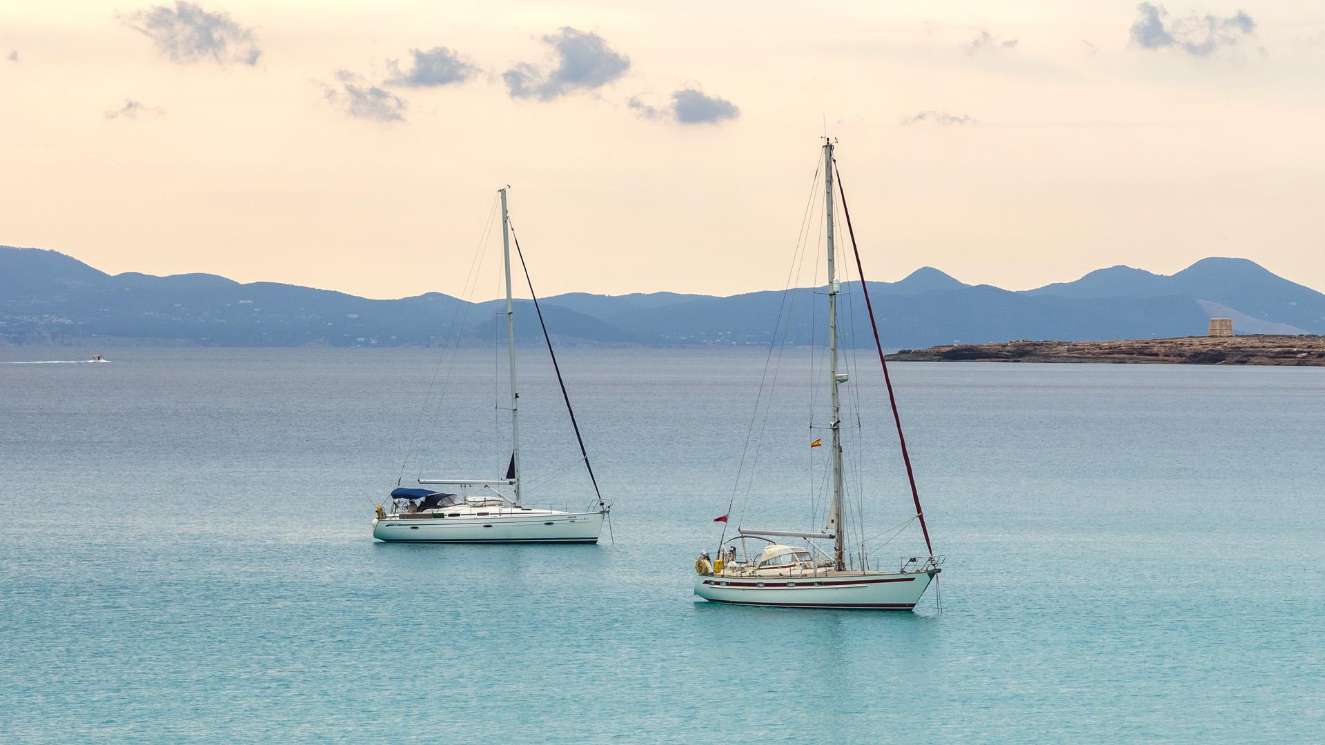 Imagen  Descobreix Eivissa i Formentera des de la mar