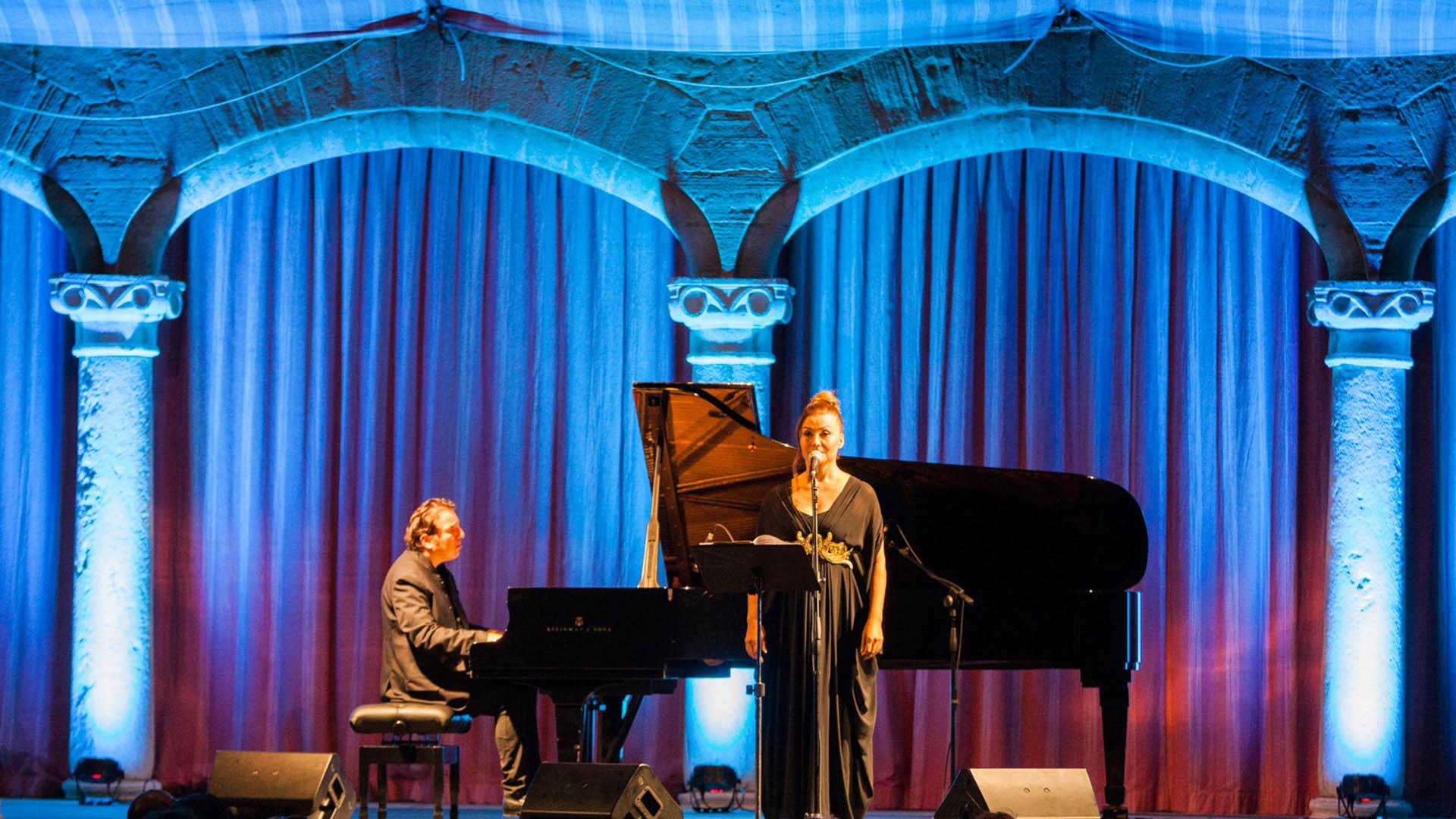 Imagen  Make it to the wonderful International Classical Music Festival of Pollença