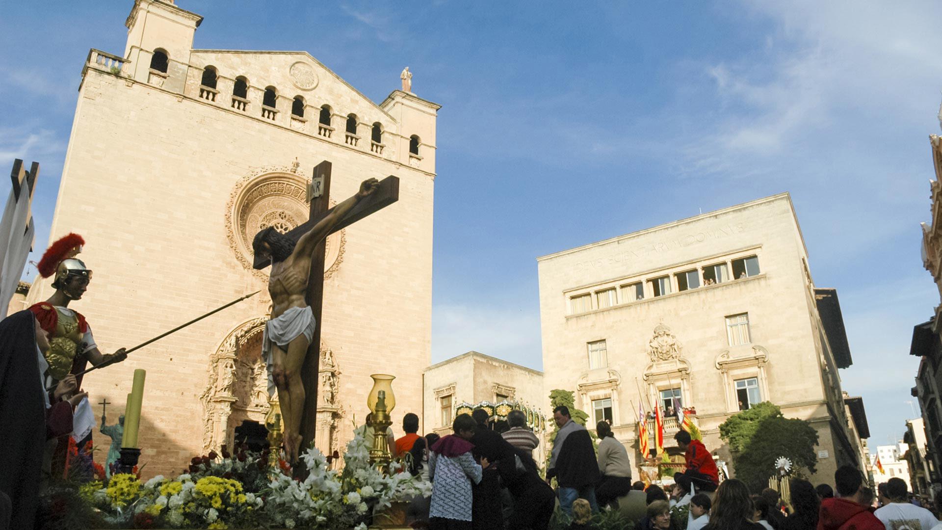 Imagen  Fiestas de Pascua en Mallorca