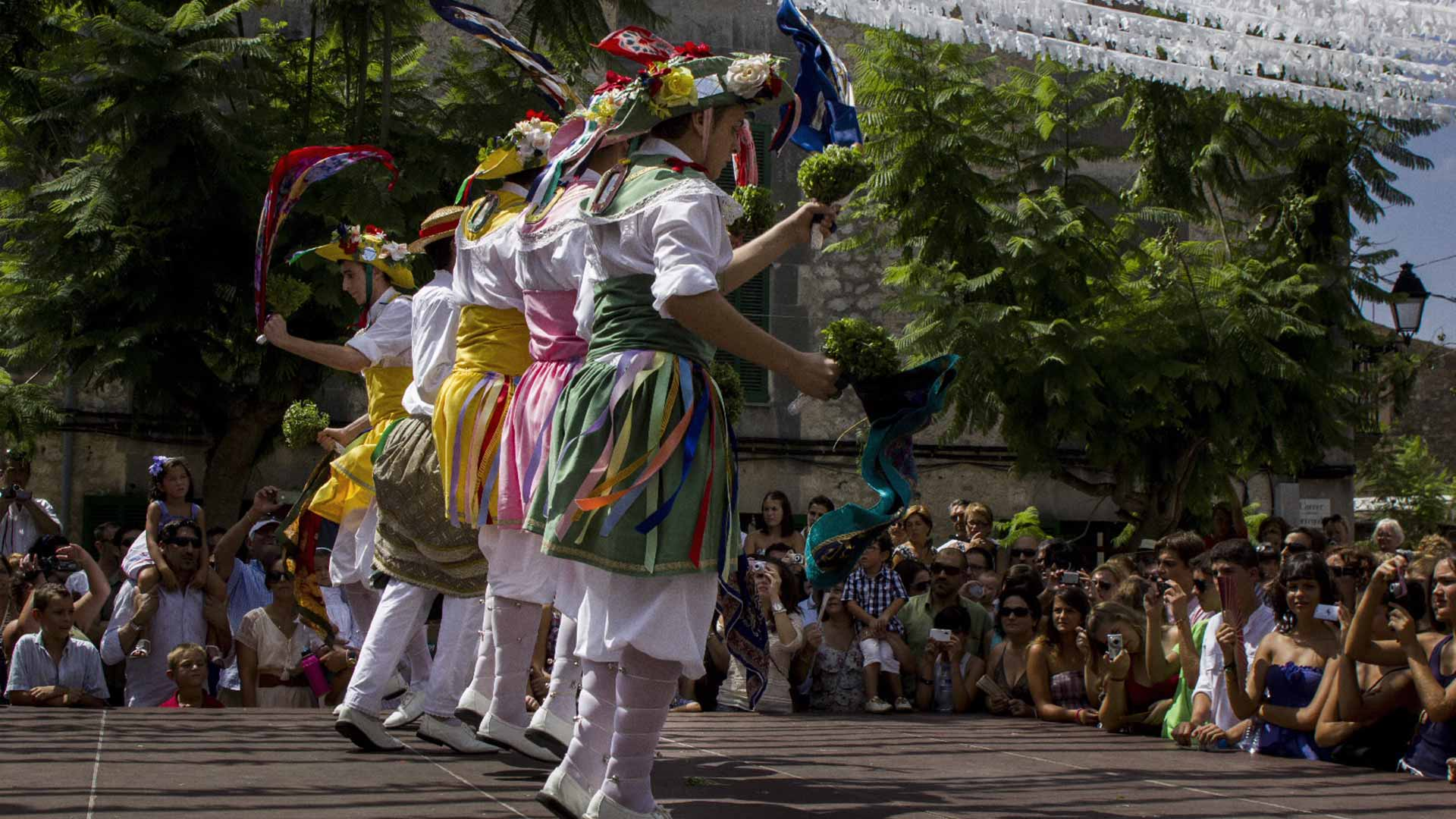 Imagen  The Montuïri Cossiers: the soul of the Festival of Sant Bartomeu