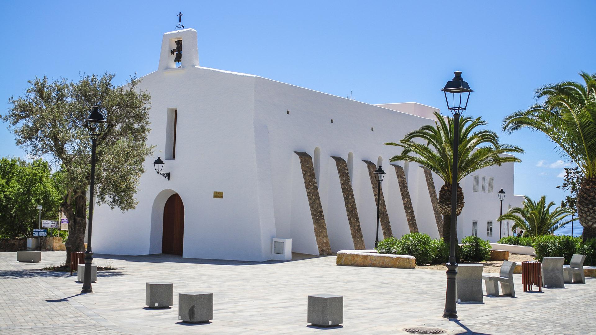 Imagen Iglesia Mare de Déu del Carme (Iglesia de Es Cubells)