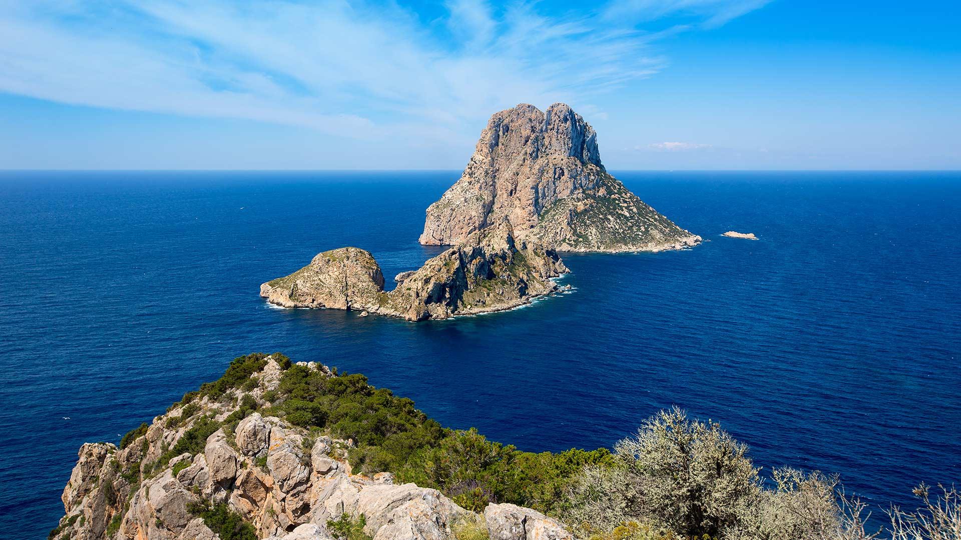 Imagen Nature reserve Es Vedrà, es Vedranell y los islotes de Poniente