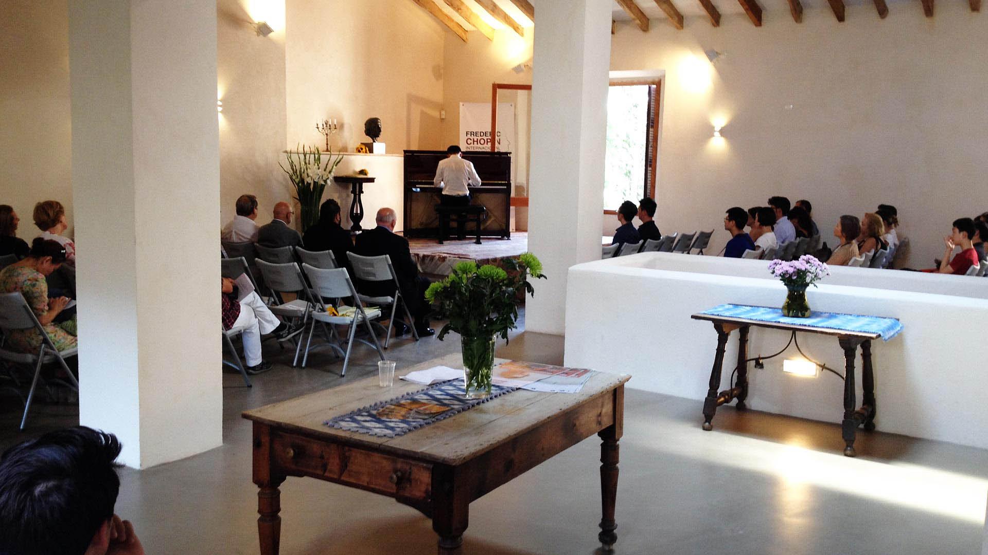 Imagen Events Festival Internacional de Música Clásica Pianino