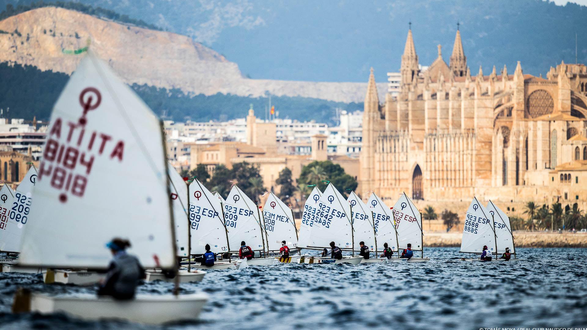 Imagen Evento Regata Trofeo Ciutat de Pama