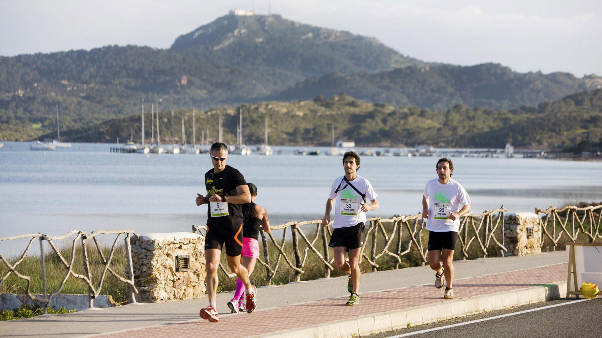 Imagen Evento Media Maratón Illa de Menorca